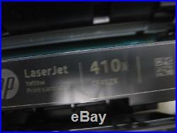 HP EMPTY Virgin Genuine Toner 410X CF413X CF412X CF410X CF411X M452 M477 USED