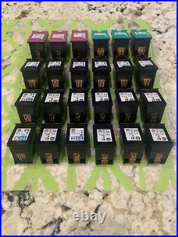HP Ink (24) Empty Used 61 + 92 BLACK & 61 + 93 TRI COLOR Ink Cartridges