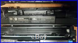 HP Toner Cartridges 26x-26A- 410A Virgin EMPTY OEM Lot of 16