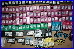 Job Lot X 332 HP Empty Mixed Colour Ink Inkjet Cartridges Original 301 300 22 23