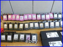 Konvolut Tintenpatronen, HP 950, HP-951, HP300, HP78. Gesamt 98 Stück, leer