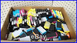 LOT OF 1000 HP 564XL/564 MIX COLOR INK CARTRIDGE EMPTY/UNTESTED/Genuine