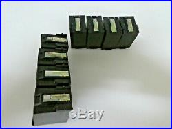 LOT OF 150 HP C6602A BLACK INK CARTRIDGE USED/EMPTY/UNTESTED/Genuine/SOLD AS IS