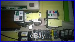 LOT OF 177 MIXED BLACK COLOR INK CARTRIDGE GENUINE USED CANON EPSON 920XL DELL