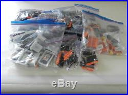 LOT of 109 EMPTY & FULL Ink Cartridges for CANON PIXMA Printers