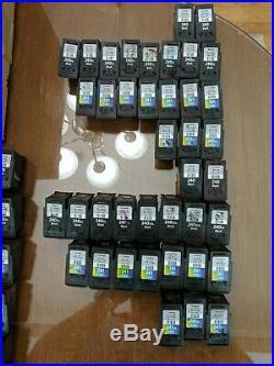 LOT of 20 CANON VIRGIN EMPTY CARTRIDGES PG-240 PG-240XL CL-241 CL-241XL OEM H4-1