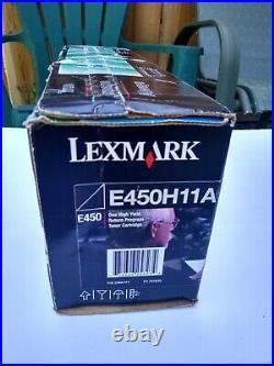 Lexmark E450h11a Toner Cartridges