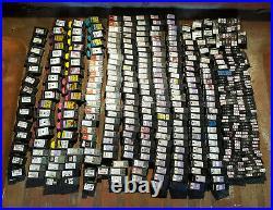 Lexmark & Generic Empty Ink Cartridges #1 #70 #36 #27 #82 #100 #17 Lot Of 379