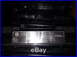Lot 264 Genuine OEM HP CF280A Virgin Empty Toner Cartridges for refill