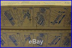 Lot New Konica Minolta TN512K TN512M TN512Y TN512C CYMK Toner Set Free Shipping