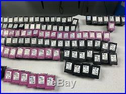 Lot Of 187 Empty Hp 901,65,63,62,61,60,22,21 Oem Virgin Cores