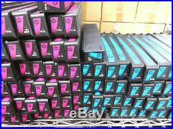 Lot Of 278 HP 970xl/970/971xl/971/971 Setup Mixed Color Ink Cartridge Empty/used