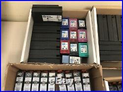 Lot of 110 Empty Ink Cartridges