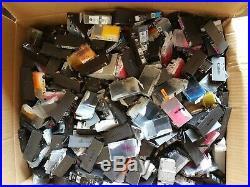 Lot of 1233 Empty CANON VIRGIN MIXED MODELS Ink Cartridges Reward
