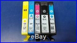 Lot of 1287 Virgin HP Empty Ink Cartridges Mixed Lot 564/902/920/934/935