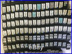 Lot of 171 Empty Virgin Cartridges Canon 210,211,240,241,243,244,245,246,40,41