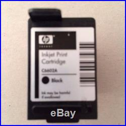 Lot of 200 Empty Virgin HP C6602 Black Ink Cartridges