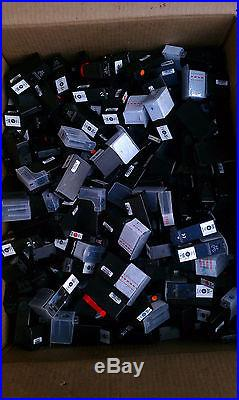 Lot of 2000 Empty Lexmark 37 24 29 100 150 Ink Cartridges VIRGIN NICE AND CLEAN