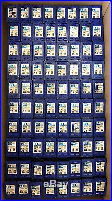 Lot of 298 Empty HP 45 78 28 61 901 60 21 Mix Models VIRGIN OEM Ink Cartridges