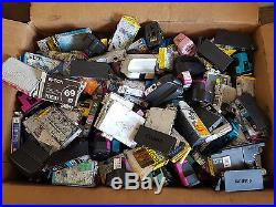 Lot of 3000 Empty Mixed Virgin & Non Virgin Ink Cartridges REWARDS