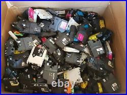 Lot of 500 Empty VIRGIN BROTHER MIXED MODELS Ink Cartridges REWARD