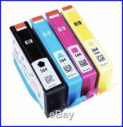 Lot of 5000 Empty HP 564 VIRGIN OEM Ink Cartridges REWARDS