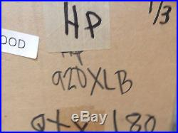 Lot of 540 HP 920XL CD975A BLACK VIRGIN GOOD PRODUCT Empty Ink Cartridges LOT550