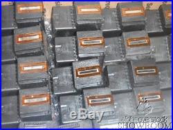 Lot of 55 Empty Virgin Genuine OEM HP 61XL CH563W (Black) Inkjet Cartridges