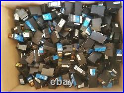 Lot of 650 Empty VIRGIN DELL MIXED MODELS Ink Cartridges REWARD