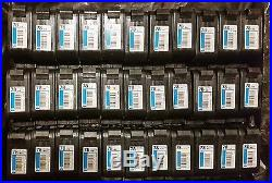 Lot of 66 Genuine Virgin HP 78 Tri-Color EMPTY Ink Cartridge Never Refilled