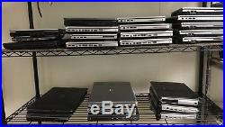 Mix Lot Of 25 HP, PANASONIC i7, i5 Laptops, NO HDD INCLUDED! GRADE B TESTED FOR POW