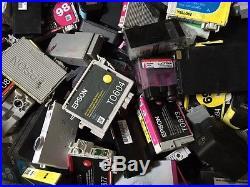 Mix lot of 4000 Virgin & Non Virgin Empty Ink Cartridges for Staples Rewards