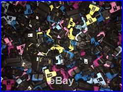 Mix lot of 525 HP 02 Virgin Empty Ink Cartridges