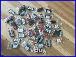 New Canon ink cartridges LOT SEALED 40 Ink Cartridges