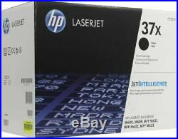 New Factory Sealed Genuine HP 37X Toner Cartridge CF237X M608 M609 M631 M632