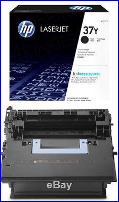 New Genuine HP 37Y Laser Cartridge 100% Toner Remaining Printer Tested! CF237Y