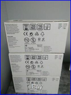 New Genuine HP CF031AC CF032AC CF033AC 646A Cartridge Sealed Boxes! CMY