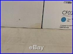 New Genuine HP CMYK CE264XC CF031AC CF032AC CF033AC 646A Cartridge Sealed Boxes