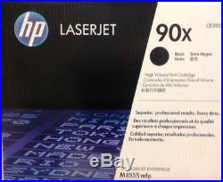 New Genuine Original OEM SEALED BAG HP 90X Laser Cartridge Toner