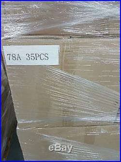 One pallet of hp 78A virgin empty toner cartridges 1050 pcs