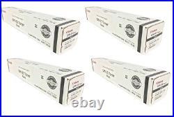 Original Canon GPR-35 2785B003AA Black Toner Cartridge (1 Pack of 4)