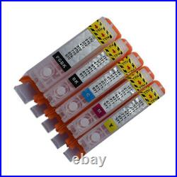 PIXMA-recharge de cartouches d'encre rechargeables, PGBK 470 471 puce