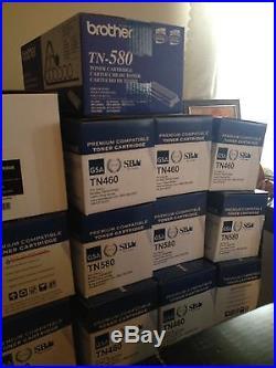 Printer toner and cartridges