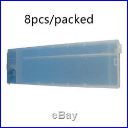 Roland VS-640 RE-640 RA-640 VS300 Empty Refillable Ink Cartridges Vertical 440ml