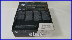 Set 4 Genuine HP 410X CF410X 410A CF251AM Toner Cartridges CF411A CF412A CF413A