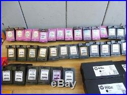 Set Cartouches D'Encre hp 950, HP-951, HP300, HP78 Total 98 Pièce Vide