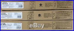 Set of 3 Genuine Sealed Sharp MX-31NTCA MX-31NTYA MX-31NTMA Toner Cartridges
