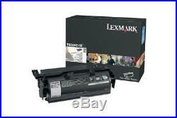 Toner LEXMARK T650H31E T65X Noir T650H31E