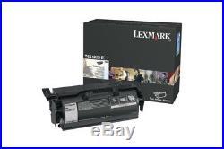 Toner LEXMARK T654X31E T654, T656 Noir T654X31E