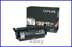 Toner LEXMARK X654X31E X654, X656, X658 Noir X654X31E